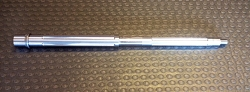 16 inch stainless steel straight fluted 5.56/.223 wylde 1x9 twist