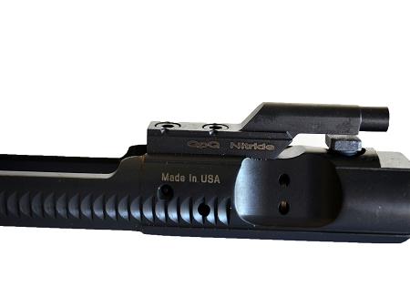 AR15- 5 56/ 223/300 AAC Nitride QpQ Bolt Carrier Group with bolt