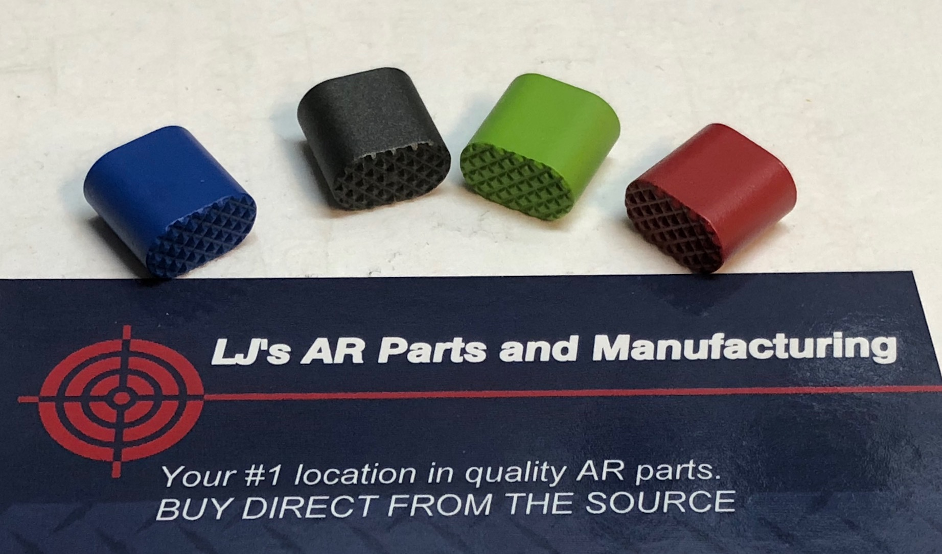 AR15 or AR10 Colored Magazine release button