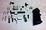 Complete Lower parts kit for 9mm AR15
