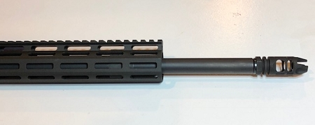 AR15-  224 VALKYRIE 20 inch complete upper receiver - Nitride QpQ match  grade