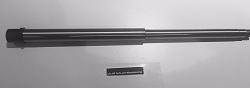 AR15 : 18 inch stainless steel  finish 6.5 Grendel barrel 416R match grade