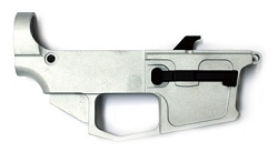 AR9- 80% 9mm billet lower receiver