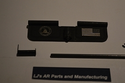 AR15 - Dust cover kit