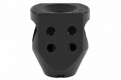 LJ's Tank style  1/2x36 muzzle break for 9mm AR15  with crush washer