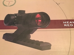 Tactical Compact Red Dot Holographic Reflex Sight Rifle