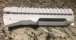 Patriot White Billet stripped upper - AR15