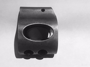 AR15 and AR10 Lightweight STEEL LOW PROFILE GAS BLOCK - .750