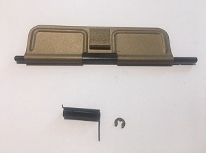 Burnt Bronze -Dust Cover Door Kit- Standard 5.56/223/300 AAC/ 7/62x39 etc.
