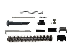 Glock 17 OEM upper parts kit with recoil spring included -- GLOCK OEM parts  for the 9mm