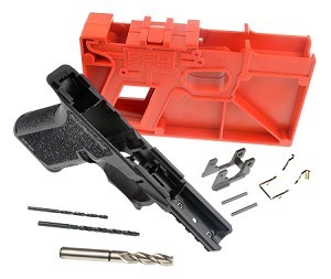PF940C™ 80% Compact Pistol Frame Kit- Compatible with Glock® 19/23 Gen3 Components 9 mm - GLOCK 19 and GLOCK 23